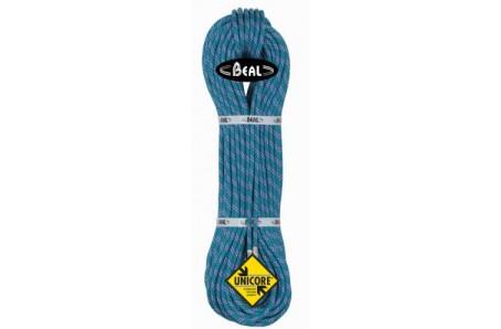 Lezecké vybavenie - BEAL Ice Line Unicore 8,1mm dry cover 60m