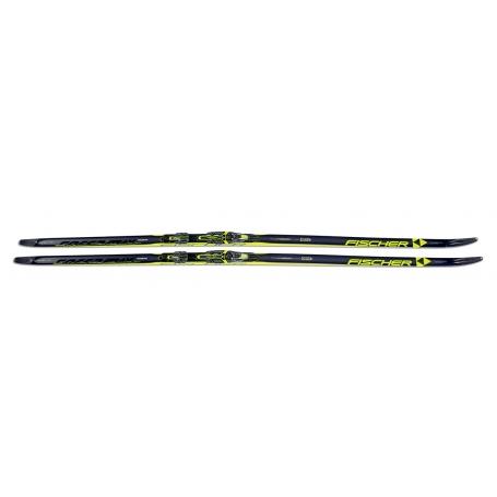 Bežecké lyžovanie - Fischer SPEEDMAX CLASSIC DOUBLE POLING + vázání XCELERATOR 2.0 CLASSIC 2016/2017