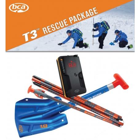 Horolezecké vybavenie - BCA T3 RESCUE PACKAGE
