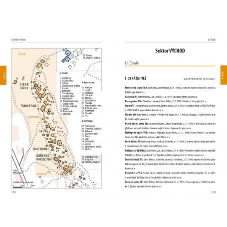 Lezecké vybavenie - Horolezecký průvodce Ostrov