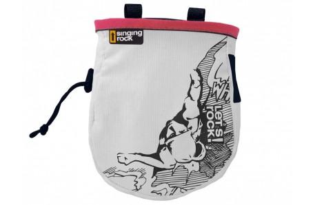 Lezecké vybavenie - Singing Rock Comic Chalk Bag
