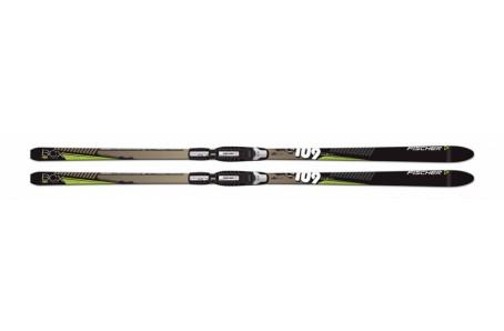 Bežecké lyžovanie - Fischer E109 TOUR XTRALITE (bez NIS) 2014/15