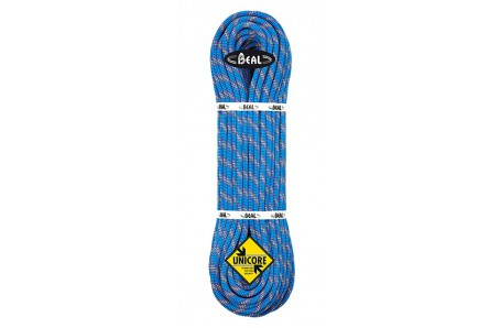 Lezecké vybavenie - BEAL Booster Unicore 9,7mm dry cover 80m