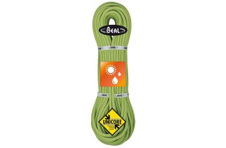 Lezecké vybavenie - BEAL Stinger unicore; 9,4mm dry cover 60m