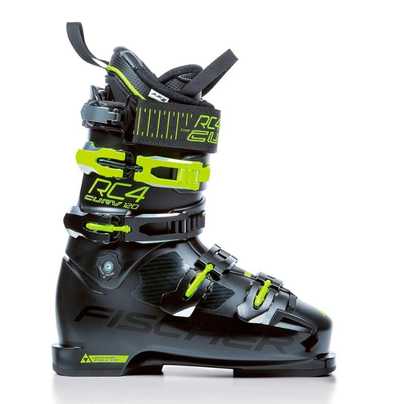 Zjazdové lyžovanie - Fischer RC4 CURV 120 FF 17/18