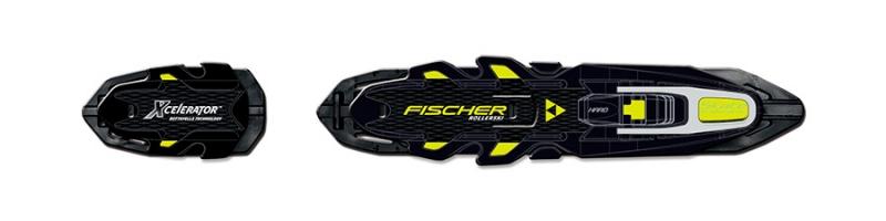 Bežecké lyžovanie - Běžecké vázání Fischer XCELERATOR ROLLERSKI NIS 2017/18