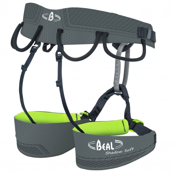 Lezecké vybavenie - BEAL Shadow Soft; s1
