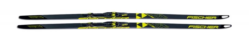 Bežecké lyžovanie - Fischer RCS SKATE PLUS MEDIUM IFP (bez vázání) 2018/19
