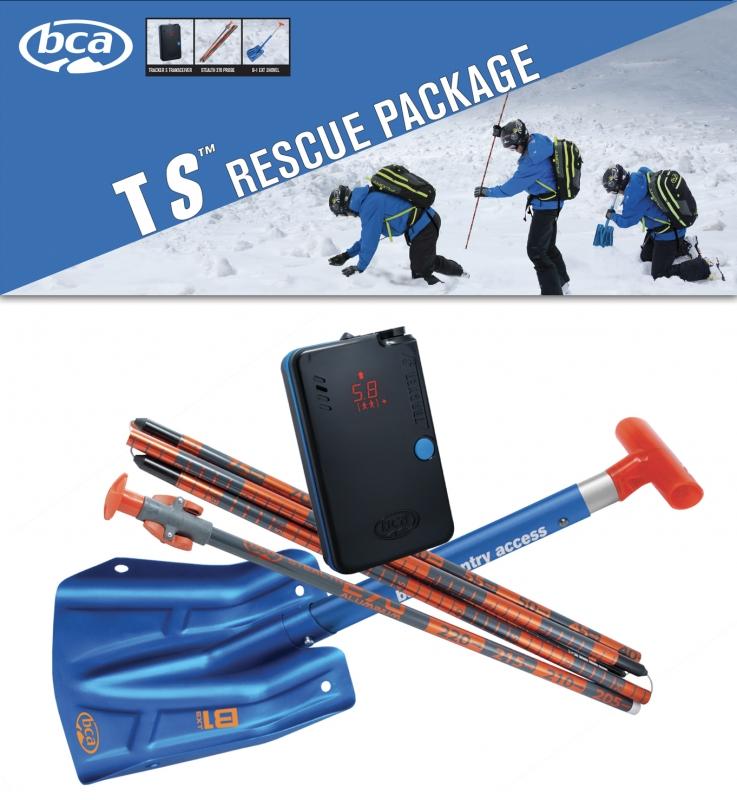 Horolezecké vybavenie - BCA TS RESCUE PACKAGE SET