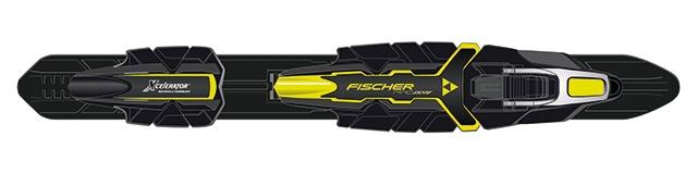 Bežecké lyžovanie - Běžecké vázání Fischer XCELERATOR PRO SKATE 2016/17