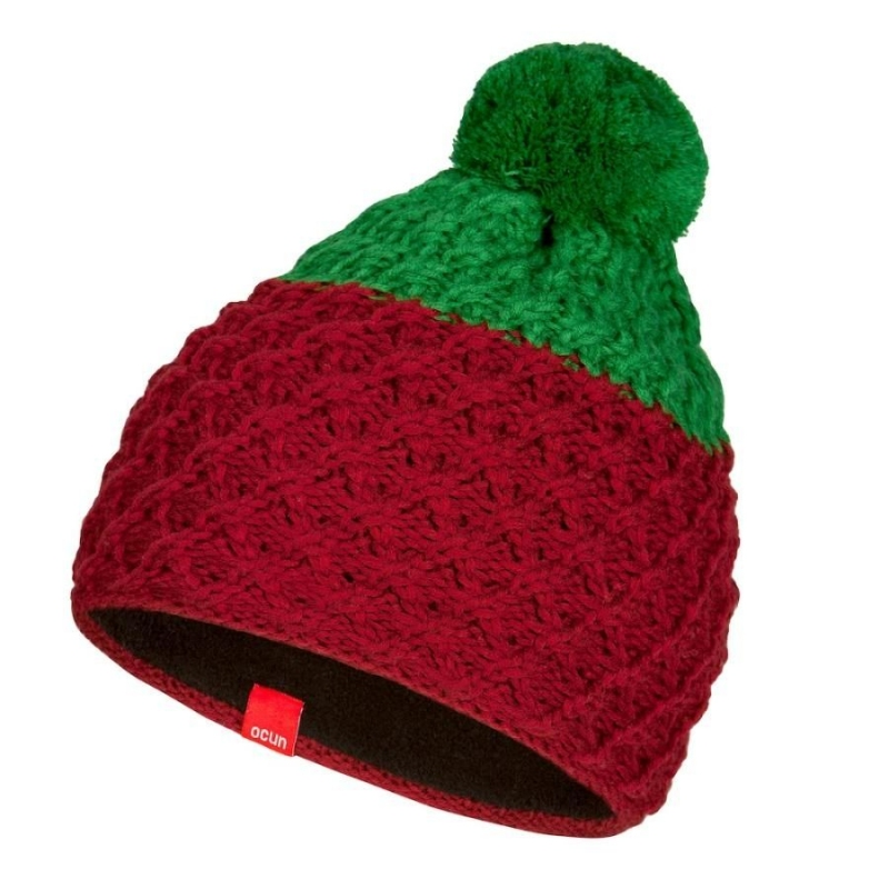 Oblečenie, obuv a doplnky - Ocún MACUMBA HAT Red