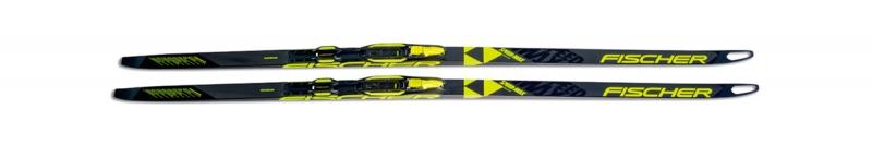 Bežecké lyžovanie - Fischer SPEEDMAX SKATE JR IFP (bez vázání) 2018/19
