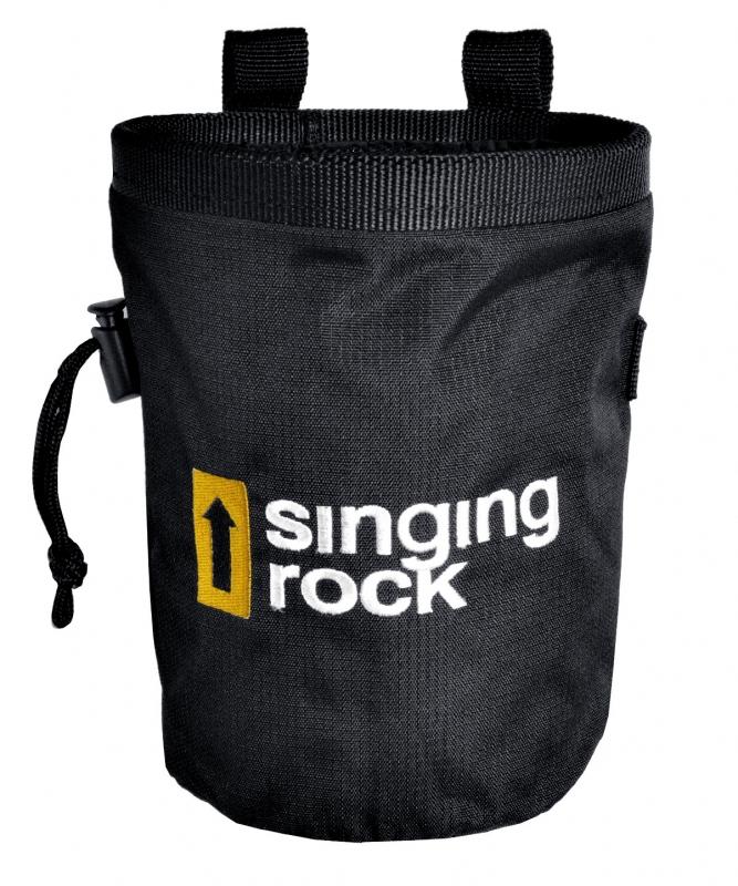 Lezecké vybavenie - Singing Rock pytlík na magnesium velký