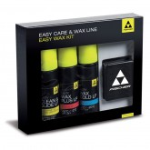 Sada Fischer EASY WAX KIT (wax plus + wax cold + čistič + kartáč)