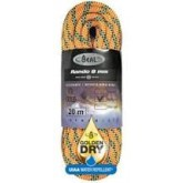 BEAL Rando 8mm; golden dry 30m