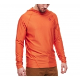 Black Diamond M LS ALPENGLOW HOODY