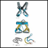 Rock Empire Ferrata Safety SET